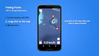 Fishing map apps for android