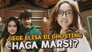 GEGE ELISA DI GHOSTING HAGA MARS BEHIND THE SCENE MUSIC VIDE...
