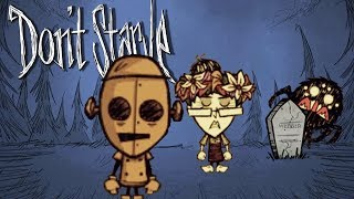 We Found Spiderman's Uglier Sibling! - Don't Starve Gameplay - Reign of Giants