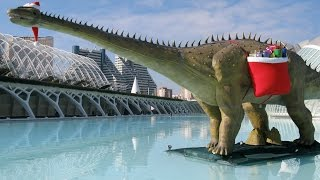 preview picture of video 'Entre Dinosaurio Exhibition in Spain 2010'