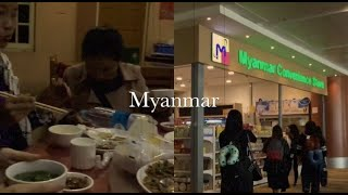 preview picture of video 'Myanmar missionary image diary  | TIAO VLOG #004'
