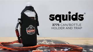Squids 3775 Can / Bottle Holder & Trap