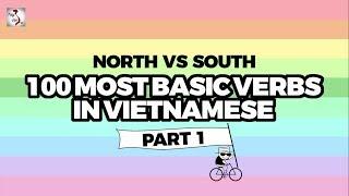 100 Most Common Vietnamese Verbs (Part 1)