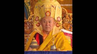 Tsok Lu offering for/ Drikung Kagyu Chetsang Rinpoche's birth day
