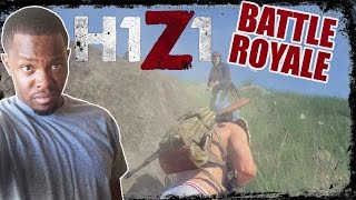 5 PERSON TEAM BR HYPE!! - H1Z1 Team Battle Royale Gameplay | H1Z1 Team BR 5 Person