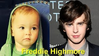 Freddie Highmore Transformation Kid To Man 2018    The Good Doctor Star