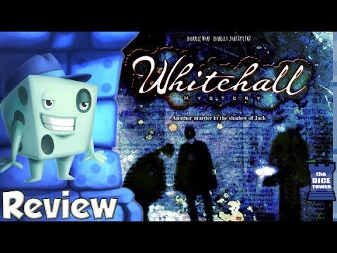 Whitehall Mystery Review - with Tom Vasel