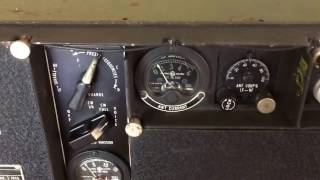 1944 SCR 506 radio set. BC-652 receiver and BC 653 transmitter. WW2 Signal Corps tank radio