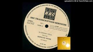 Depeche Mode – Two Minute Warning [BBC London '83]
