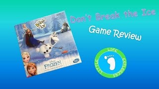 Game Reviews: Don't Break the Ice Frozen Edition