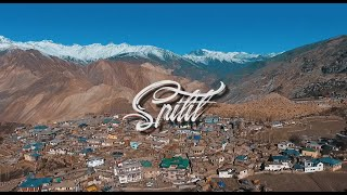 Spiti | Spiti Cinematic | Cinematic Aerial | Aerial Himachal | Travel | DJI Phantom 4