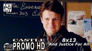 Castle 8x13 Promo