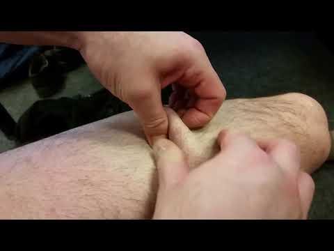 Die Massage bei walgusse Heime