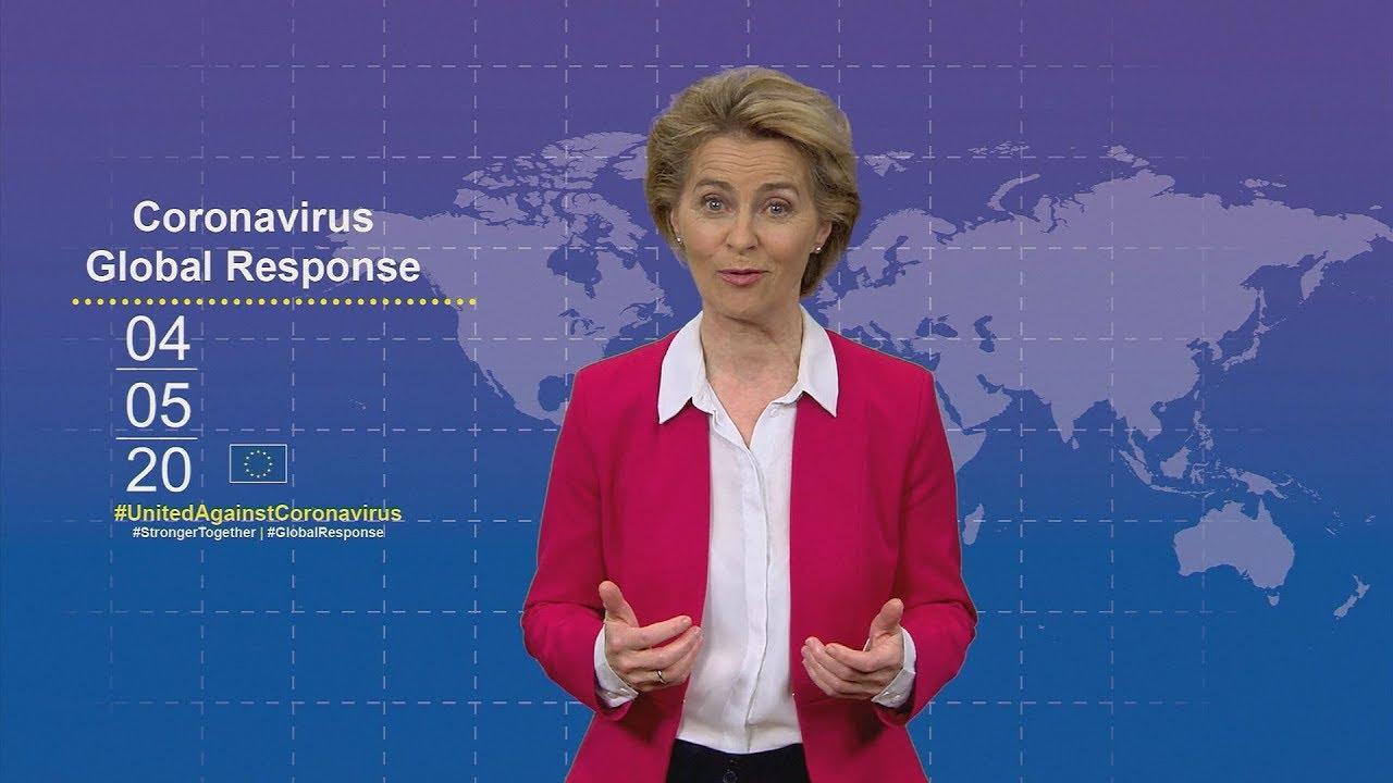 «Η μάχη αυτή θα έχει διάρκεια και η Ευρωπαϊκή Ένωση αναλαμβάνει τις ευθύνες της»