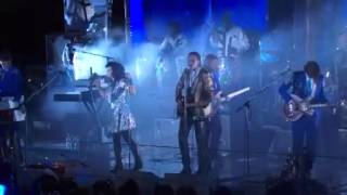 Arcade Fire - It's Never Over (Oh Orpheus) live from Capitol Studios. October 29, 2013