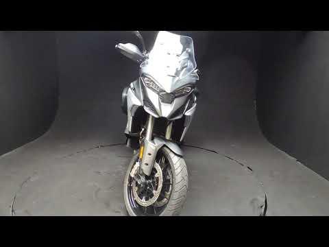 2021 Ducati Multistrada V4 S Travel & Radar in De Pere, Wisconsin - Video 1