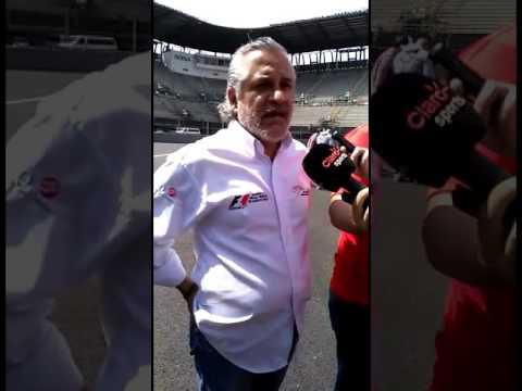 El Autodromo esta listo para el GP de Mexico