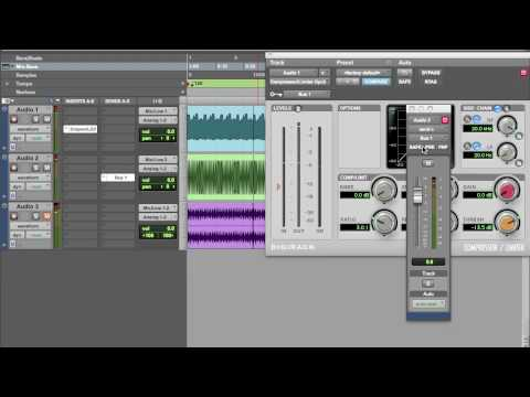 How to use Side Chain Compression