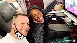 LUXURY TRAVEL EXPERIENCE! | QATAR AIRWAYS A350 QSUITES