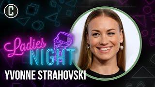 Yvonne Strahovski Talks Stateless, Chuck, Dexter And More - Collider Ladies Night