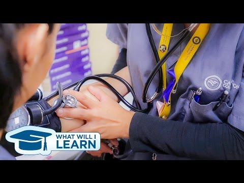 What Will I Learn: Medical Assisting