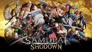 SAMURAI SHODOWN / SAMURAI SPIRITS - Trailer 2 (Asia)