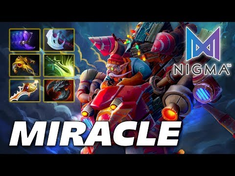 Miracle Gyrocopter KILLIN MACHINE! - Dota 2 Pro Gameplay