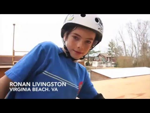 Ronan Livingston Skateboard Demo #2