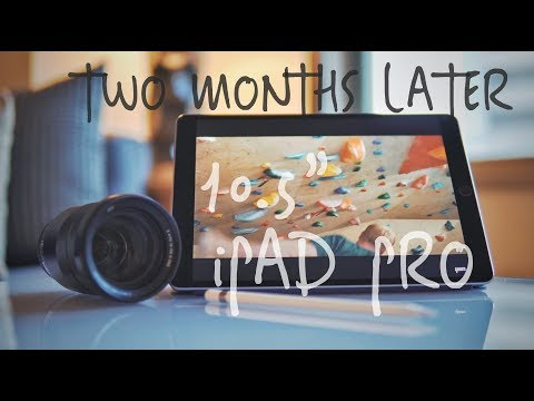 iPAD PRO TWO MONTHS LATER – IS IT A GOOD VIDEO EDITOR?  //  4more vlogs