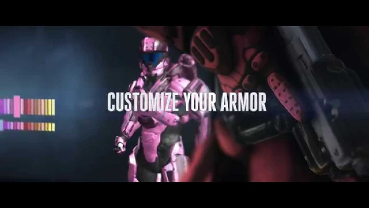 Video forBring Your Spartan to Life with 3D Printing for Halo 5: Guardians