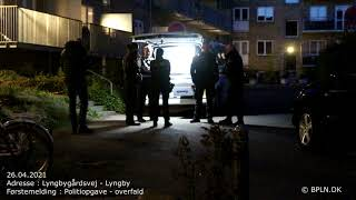 26.04.2021 / Politiopgave / Lyngby