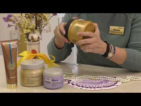 Маска для плотных волос Mythic Oil L'oreal