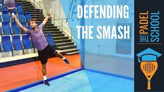 Vad skall du göra när motståndaren smashar?