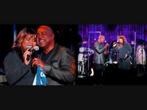 Peabo Bryson  with  Regina Bell  - I Can't Imagine