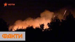 Как горели военные склады в Украине. 6 самых крупных пожаров