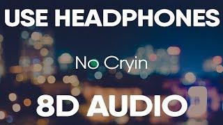 Dvsn   No Cryin (feat. Future) (8D Audio)