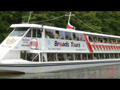 Broads Tours Visitor Attraction Wroxham