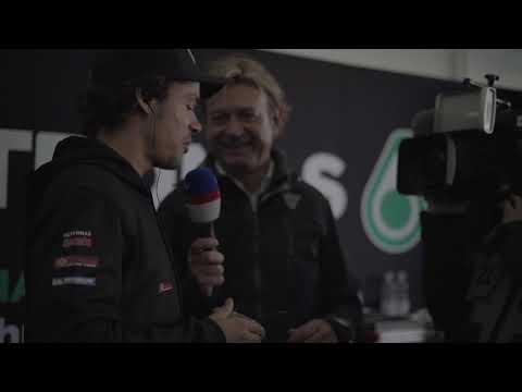 A day to remember: PETRONAS Yamaha Sepang Racing Team in MotoGP, in images