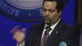 Benjamin Jealous Addresses the 2010 NAACP Convention Youth Night