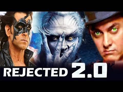 Top 6 Superstars Who Rejected Akshay Kumar's Villain Role In Big Budget Film  Robot 2.0