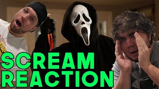 SCREAM - TRAILER REACTION (HE DID WHAT??)