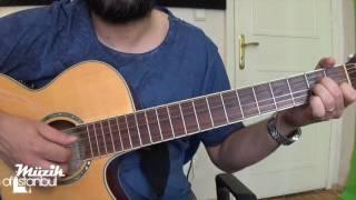 Gitar Dersi - Gemiler ( Solo & Akor )