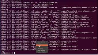 How to Install Apache Spark And scala on Ubuntu 16.04
