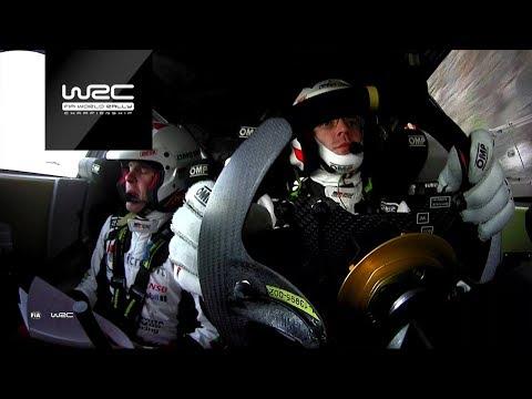 WRC - ADAC Rallye Deutschland 2019: ONBOARD Compilation - Toyota GAZOO Racing World Rally Team