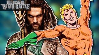 Does Aquaman Suck? | Desk of DEATH BATTLE