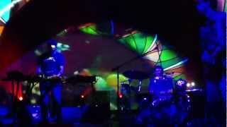 Animal Collective - Monkey Riches Live at The Mann, Philadelphia