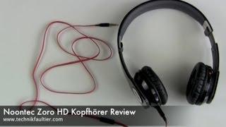 Noontec Zoro HD Kopfhörer Review