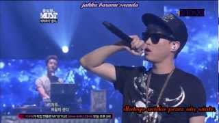 [ShoWA] Epik High feat. A fan - It's Cold [polskie napisy/polish subs]
