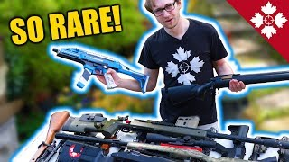 My Most RARE and EXPENSIVE Guns!