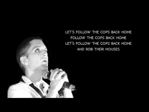 Placebo - Follow the cops back home (lyrics)